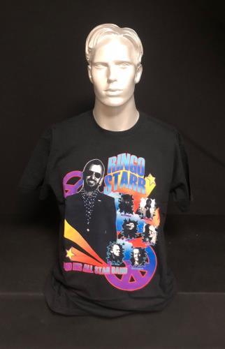 CHEAP Ringo Starr Europe 2011 T-Shirt 2011 UK t-shirt T-SHIRT 25934522517 – General Clothing