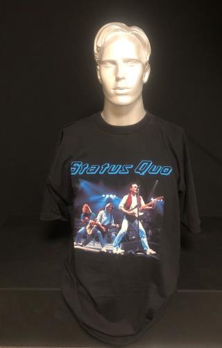 CHEAP Status Quo Status Quo – T Shirt UK t-shirt T-SHIRT 25934522529 – General Clothing