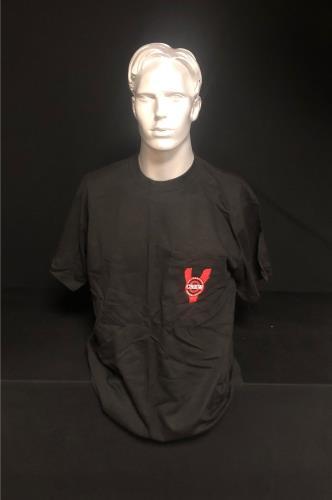 CHEAP U2 Vertigo Tour 2005 – Crew 2005 USA t-shirt CREW T-SHIRT 25934522939 – General Clothing