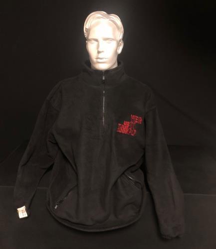 CHEAP U2 Vertigo Tour 2005 – Crew Fleece 2005 USA clothing CREW HOODIE 25934522949 – General Clothing