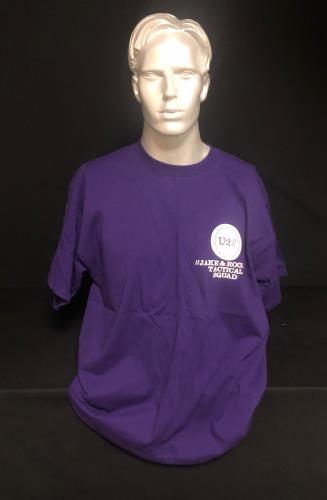 CHEAP U2 How To Dismantle A Touring Production – Purple XL 2004 UK t-shirt CREW T-SHIRT 25934522975 – General Clothing