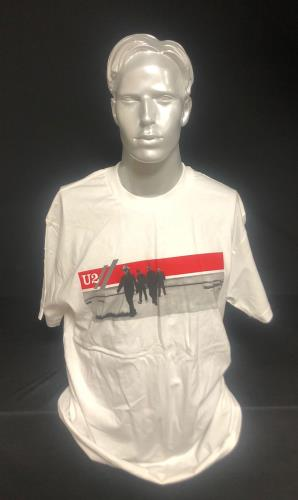 CHEAP U2 Vertigo//05 2005 USA t-shirt T-SHIRT 25934523041 – General Clothing