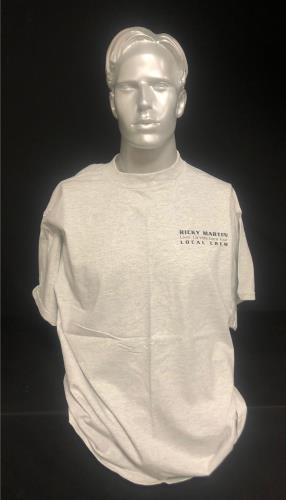 CHEAP Ricky Martin Livin' La Vida Loca Tour – Local Crew 2000 UK t-shirt CREW T-SHIRT 25934523075 – General Clothing