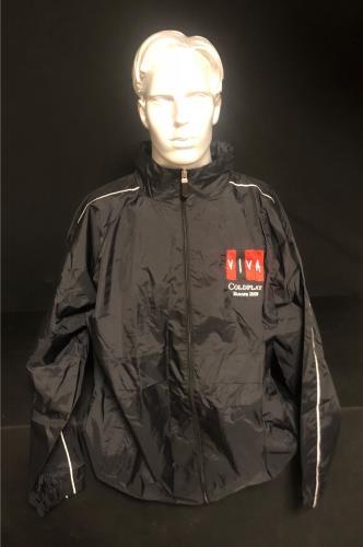 CHEAP Coldplay Viva – Europe 2009 2009 UK jacket JACKET 25934523135 – General Clothing