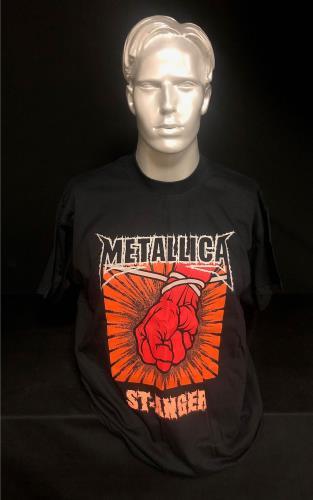 CHEAP Metallica St. Anger – Large 2003 UK t-shirt T-SHIRT 25934523139 – General Clothing