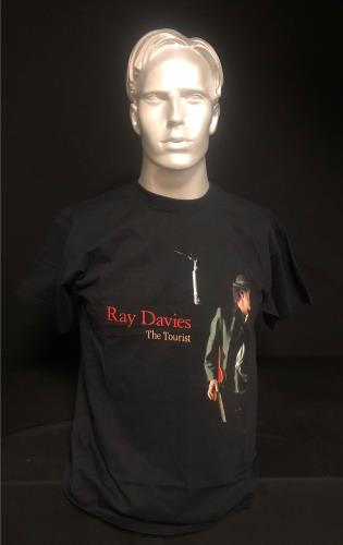 CHEAP Ray Davies (Kinks) The Tourist UK Tour 2005 – Medium 1995 UK t-shirt T-SHIRT 25934523145 – General Clothing