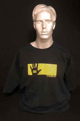 CHEAP Coldplay Coldplay UK t-shirt T-SHIRT 25934523199 – General Clothing