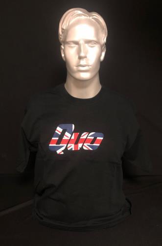 CHEAP Status Quo Quo – Union Jack T-Shirt – L UK t-shirt T-SHIRT 25934523263 – General Clothing