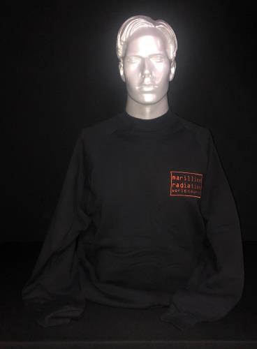 CHEAP Marillion Radiation World Tour 98 1998 UK clothing SWEATSHIRT 25934523307 – General Clothing