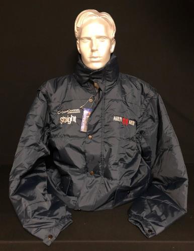CHEAP Marilyn Manson Grotesk Burlesk Tour – Crew Jacket 2003 UK jacket CREW JACKET 25934523367 – General Clothing