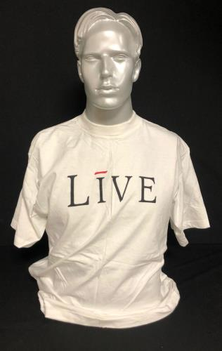 CHEAP Live Live Cartoon 1998 USA t-shirt T-SHIRT 25934523585 – General Clothing