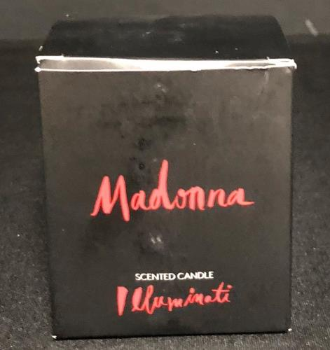 CHEAP Madonna Rebel Heart – Scented Candle – Illuminati 2015 UK memorabilia SCENTED CANDLE 25934523615 – General Clothing