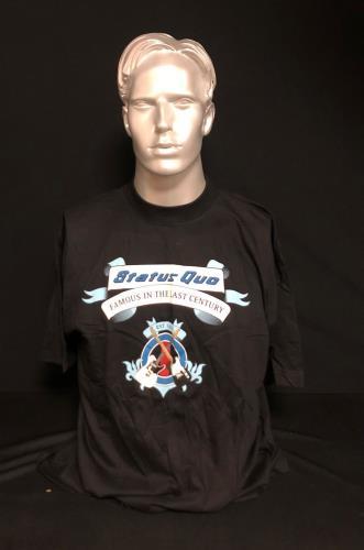 CHEAP Status Quo Famous In The Last Century – Shepherds Bush Empire 2000 2000 UK t-shirt T-SHIRT 25934523699 – General Clothing