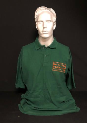 CHEAP Marillion Radiation World Tour 98 – Polo Shirt 1998 UK t-shirt POLO SHIRT 25934523701 – General Clothing