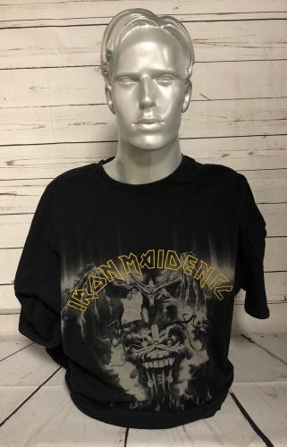 CHEAP Iron Maiden Iron Maiden Fan Club T-Shirt – XXXL 2013 UK t-shirt XXXL 25934528707 – General Clothing