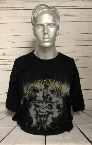 CHEAP Iron Maiden Iron Maiden Fan Club T-Shirt – XXXL 2013 UK t-shirt XXXL 25934528711 – General Clothing