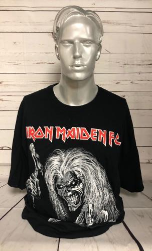 CHEAP Iron Maiden Iron Maiden Fan Club T-Shirt – XXXL 2014 UK t-shirt XXXL 25934528715 – General Clothing