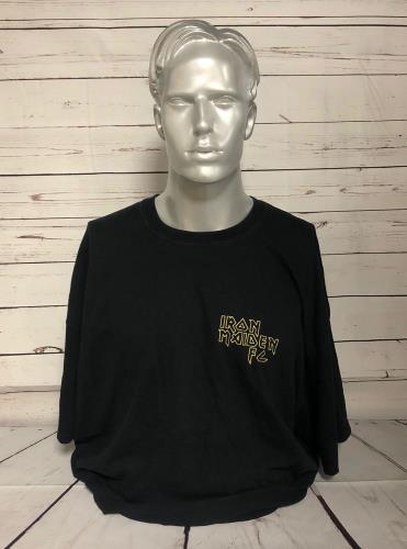 CHEAP Iron Maiden Iron Maiden Fan Club T-Shirt – XXXL 2007 UK t-shirt XXXL 25934528717 – General Clothing