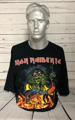 CHEAP Iron Maiden Iron Maiden Fan Club T-Shirt – XXXL 2009 UK t-shirt XXXL 25934528721 – General Clothing