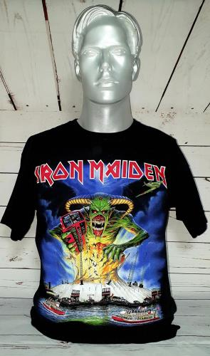 CHEAP Iron Maiden Legacy Of The Beast – London 2018 2018 UK t-shirt T-SHIRT 26899382231 – General Clothing