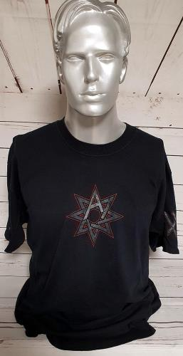 CHEAP Anthrax Anthrax 20 T-Shirt – Black – Extra Large 2005 UK t-shirt T SHIRT 27260944807 – General Clothing