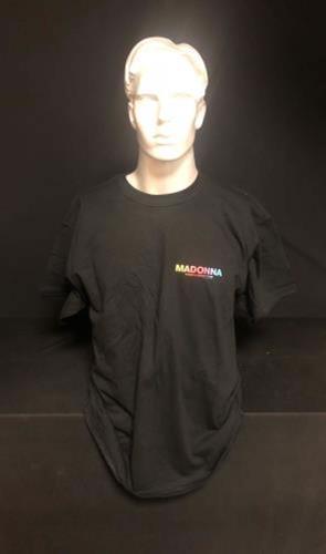 CHEAP Madonna Sticky & Sweet Tour – XL 2008 UK t-shirt CREW T-SHIRT 27260945053 – General Clothing