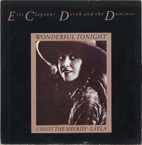 Wonderful Tonight Live Eric Clapton: Eric Clapton Wonderful Tonight Records, LPs, Vinyl And CDs