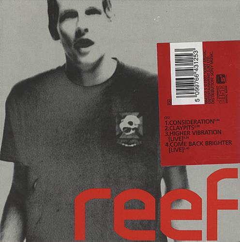 Reef Consideration Records Lps Vinyl And Cds Musicstack