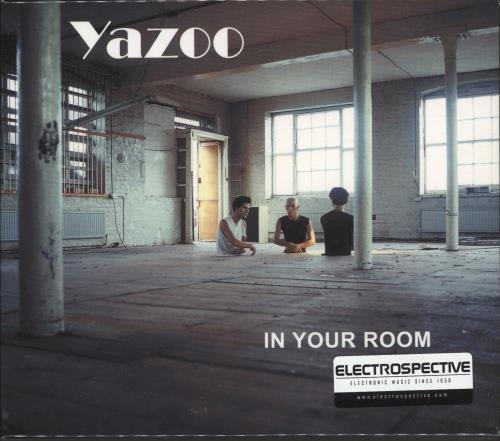 Upstairs At Eric S Yaz: Yazoo In Your Room UK 4-CD Album Set (433886