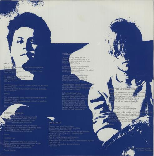 Upstairs At Eric S Yaz: Yazoo Upstairs At Erics UK Vinyl LP Album (LP Record) (92738