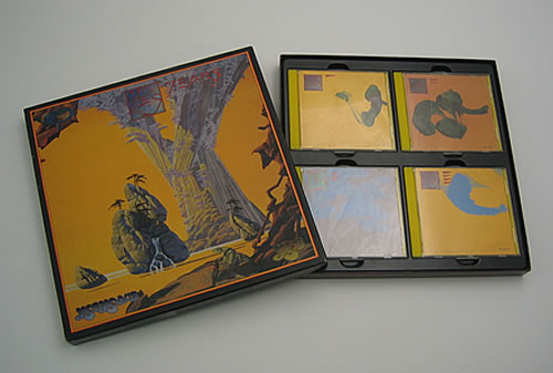 Yes Yes Years Us Box Set 350639