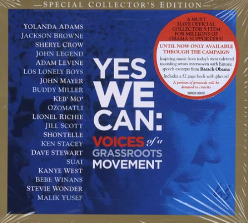 John-Mayer-Yes-We-Can-Voices-Of-A-Grassroots-Movement-CD-album-CDLP-USA