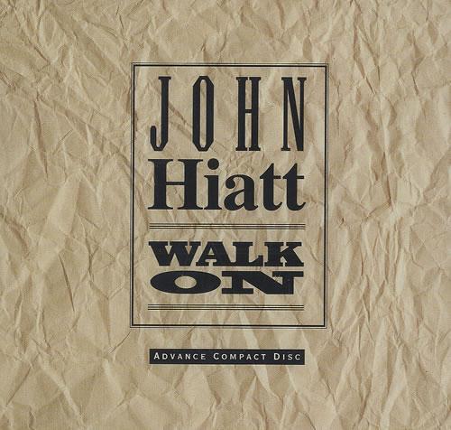 John Hiatt Walk On 1995 USA CD album DPRO10270