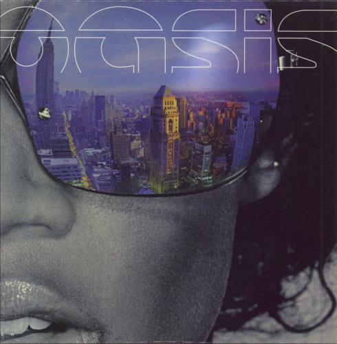 Oasis Who Feels Love 2000 UK CD single RKIDSCD003PX