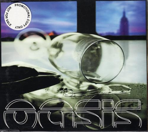 Oasis Sunday Morning Call 2000 UK CD single RKIDSCD004P