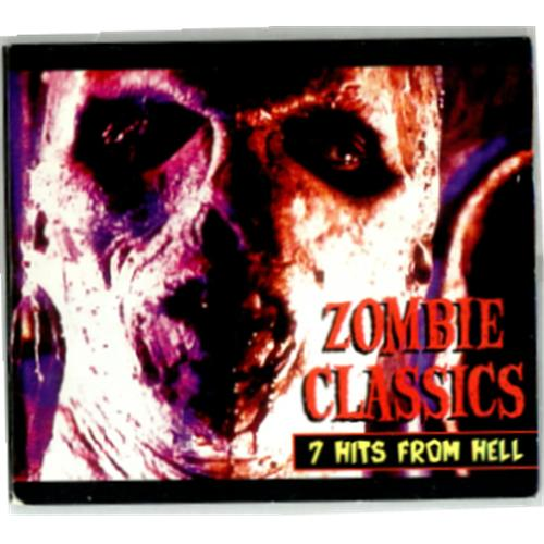 Rob Zombie Zombie Classics  7 Hits From Hell 1998 USA CD single PROCD1205