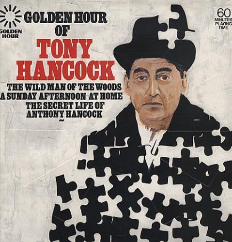 Tony Hancock Golden Hour Of Tony Hancock 1974 UK vinyl LP GH577