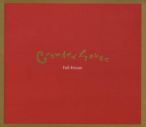 Crowded House Full House 1994 UK CD album CDCHDJ1
