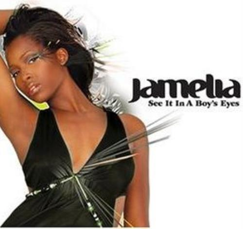 Jamelia See It In A Boys Eyes 2004 UK 2CD single set CDRS6635