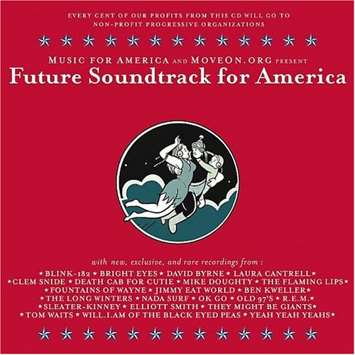 Various Artists Future Soundtrack For America 2004 USA CD album BARK37