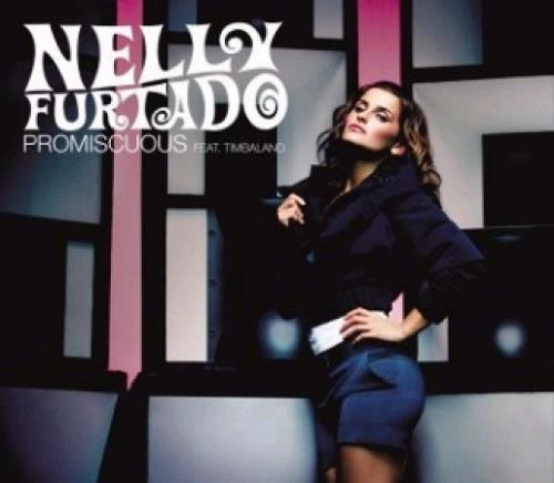 Nelly Furtado Promiscuous 2006 UK CD single 1706030