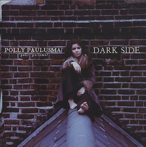 Polly Paulusma Dark Side 2004 UK CD single 395TP7CD