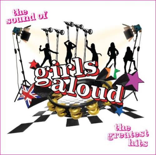 Girls Aloud The Sound Of Girls Aloud 2006 UK CD album FASC017