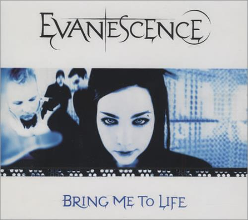 Evanescence Bring Me To Life 2003 UK CD single 6739762 lowest price