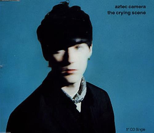 Aztec Camera The Crying Scene 1990 UK CD single YZ492CD