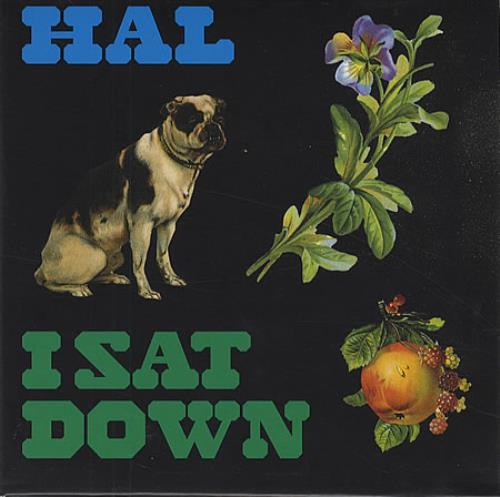 Hal I Sat Down 2005 UK CD single RTRADSCDX251