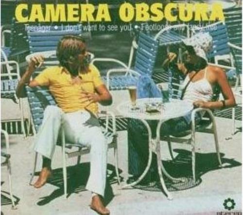 Camera Obscura Teenager 2003 UK CD single ER352