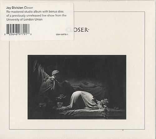 Joy Division Closer  Expanded Edition 2007 UK 2CD album set 2564697791
