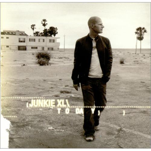 Junkie XL Today 2006 USA CD album RRPROMO847