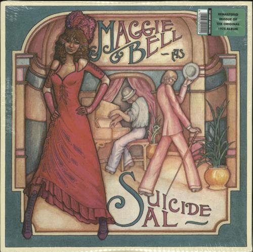 Maggie Bell Suicide Sal  180gm 2008 Russian vinyl LP 900440